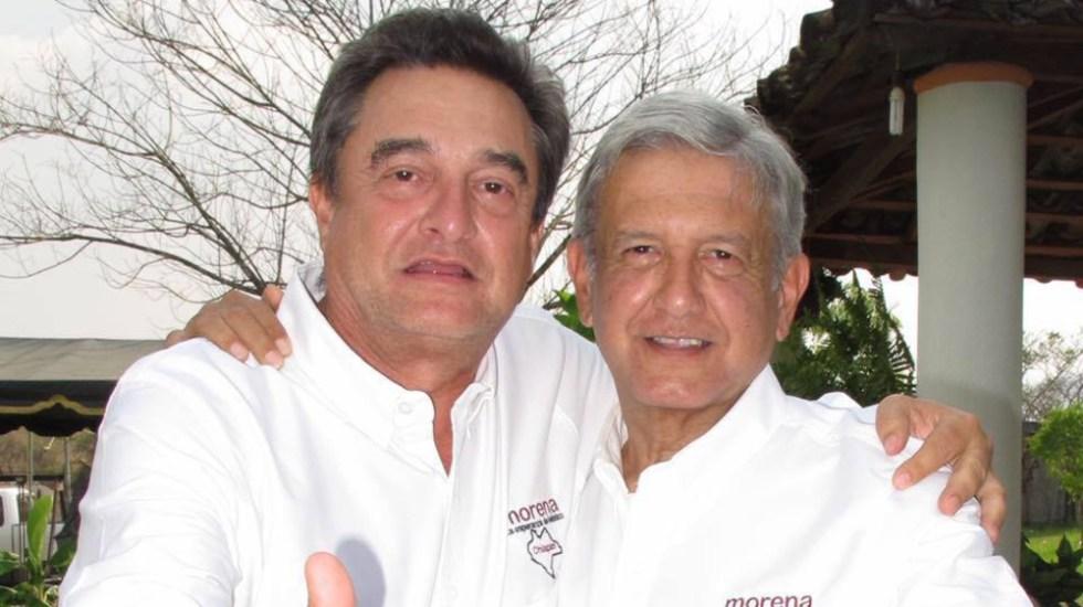 AMLO no opinó luego de que UIF no encontrara indicios de lavado en finanzas de su hermano Pío - Foto de Pío López Obrador