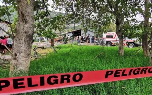 Mueren cuatro hombres al caer a pozo en Chilpancingo - Foto de Noticieros Televisa