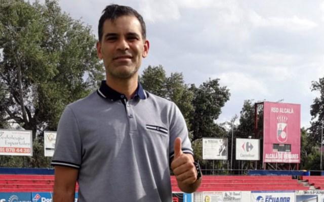 Rafa Márquez se estrena como director técnico en Tercera División de España - Rafa Márquez Cadetes España futbol
