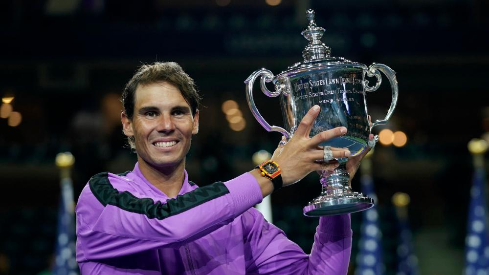 Rafael Nadal renuncia a jugar en Abierto de Estados Unidos - Foto de @RafaelNadal