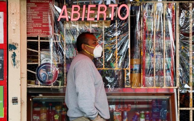 Preocupa a Coparmex que Paquete Económico 2021 no destine recursos a la recuperación económica - Reapertura económica en la Ciudad de México. Foto de EFE