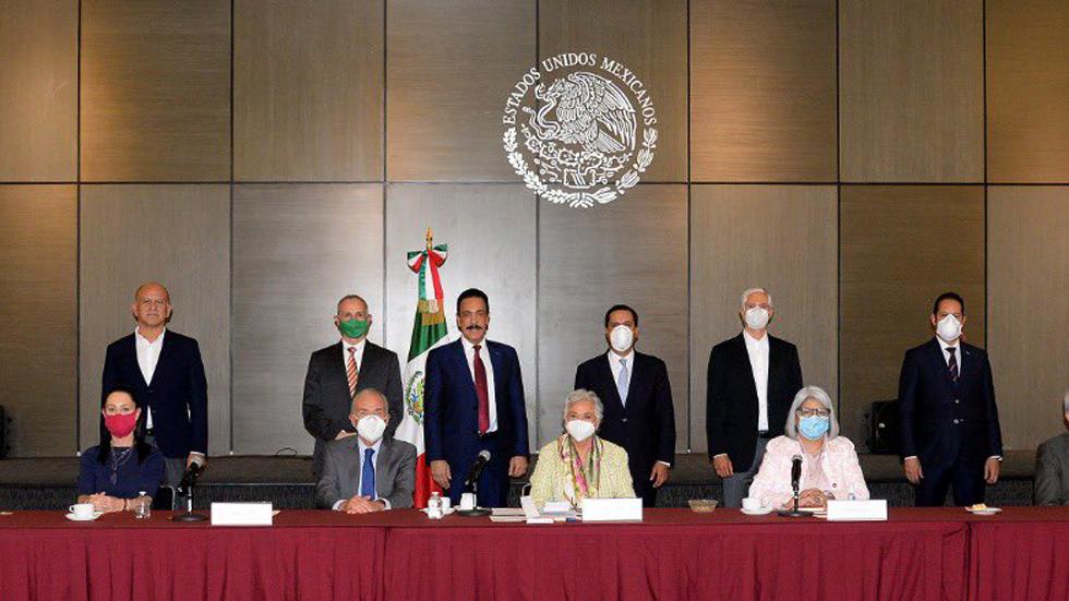 Política: Rebasa México los 50 mil muertos por Covid-19