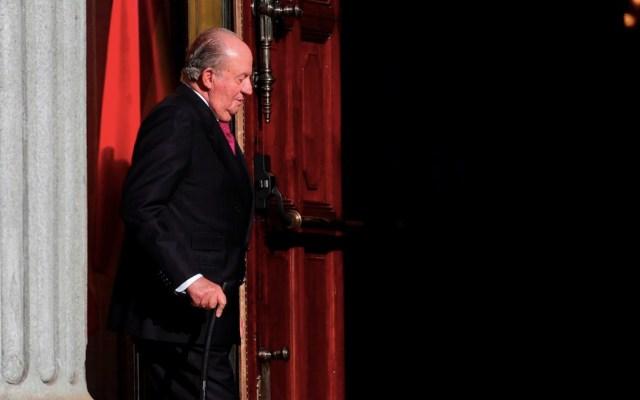 Prensa europea reacciona a la salida del rey Juan Carlos de España - Foto de EFE