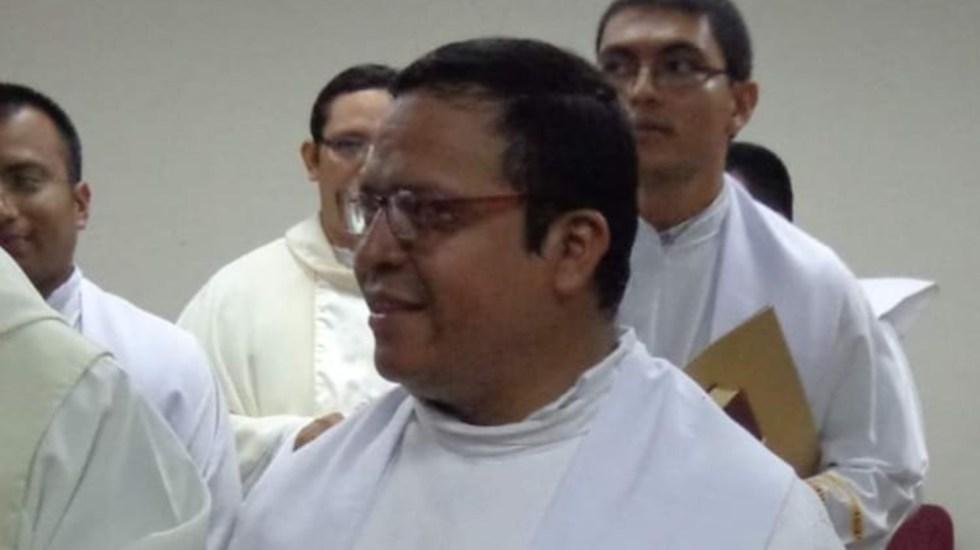 Matan a tiros a sacerdote católico en El Salvador - Foto de Diócesis de Zacatecoluca