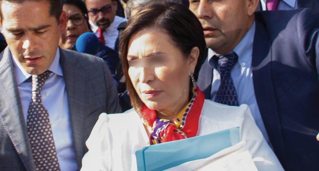 Lamenta Rosario Robles que López Obrador interfiera en su caso ante la FGR - Rosario Robles Berlanga Sedesol Desarrollo