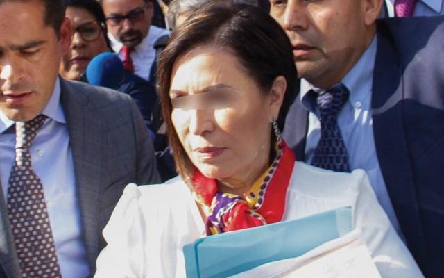 Ordenó Rosario Robles frenar mecanismo de desvío de recursos tras hacerse de mil 747 mdp, señala oficio en manos de la defensa - Rosario Robles Berlanga Sedesol Desarrollo