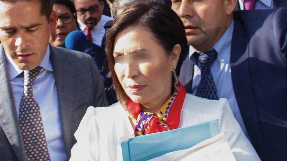 Juez ordena revisar prisión preventiva contra Rosario Robles - Rosario Robles Berlanga Sedesol Desarrollo