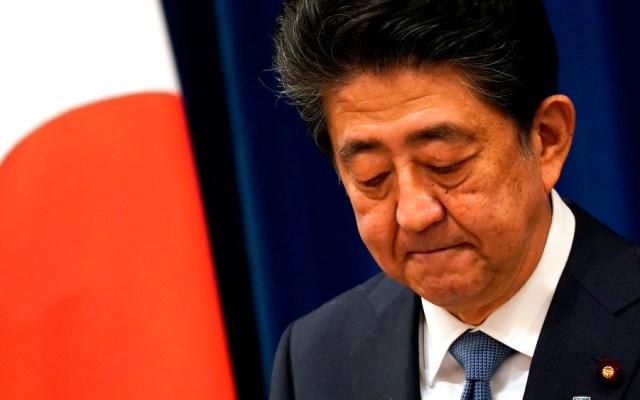 Shinzo Abe renuncia como primer ministro de Japón - Foto de EFE