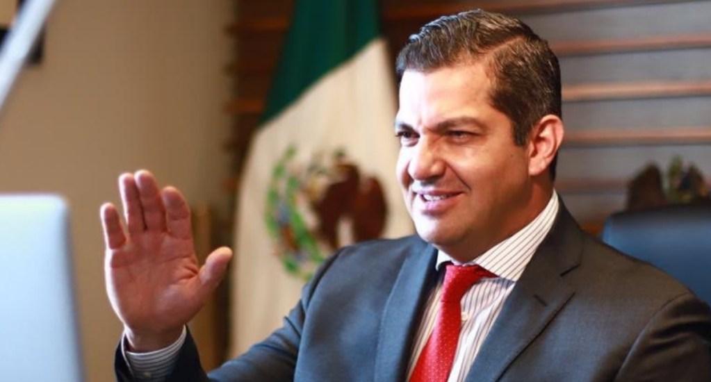 Ricardo Peralta sale de Segob tras eliminación de su Subsecretaría - Subsecretario de Gobierno Ricardo Peralta México 2