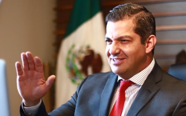 Ricardo Peralta sale de Segob tras eliminación de su área - Subsecretario de Gobierno Ricardo Peralta México 2