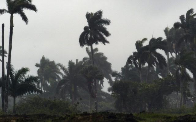Marco se degrada a depresión tropical cerca de Louisiana - Tormentas tropicales vientos huracanes