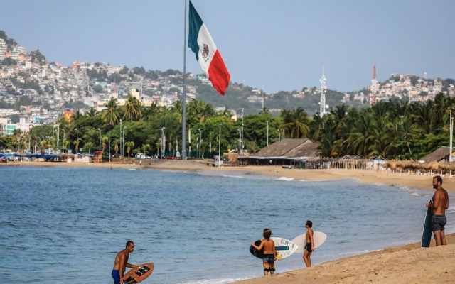 PIB turístico disminuye 5.2 por ciento en el primer trimestre de 2020; rompe racha de tres trimestres con alza - Foto de EFE