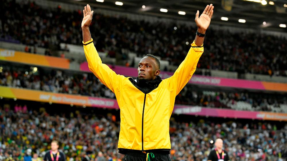Usain Bolt da positivo por coronavirus - Foto de EFE