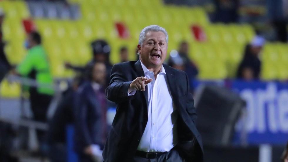 Víctor Manuel Vucetich es nuevo director técnico de Chivas - Víctor Manuel Vucetich. Foto de ligamx.net.