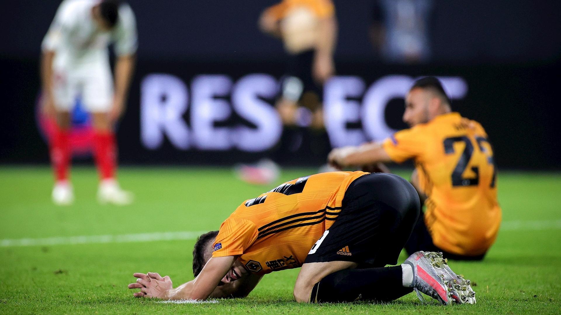 Wolverhampton Europa League Sevilla