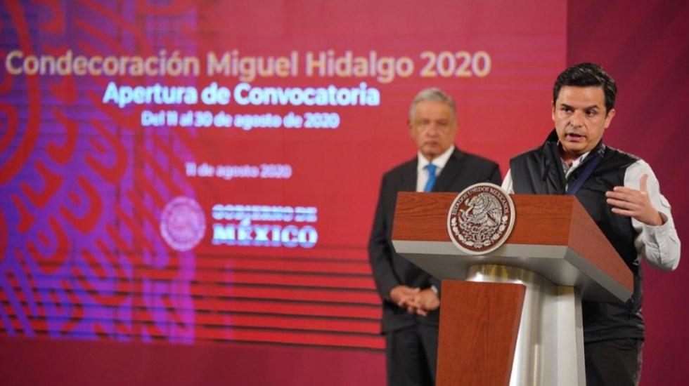 Presentan convocatoria para otorgar condecoración Miguel Hidalgo a personal de salud que atiende COVID-19 - Foto de IMSS