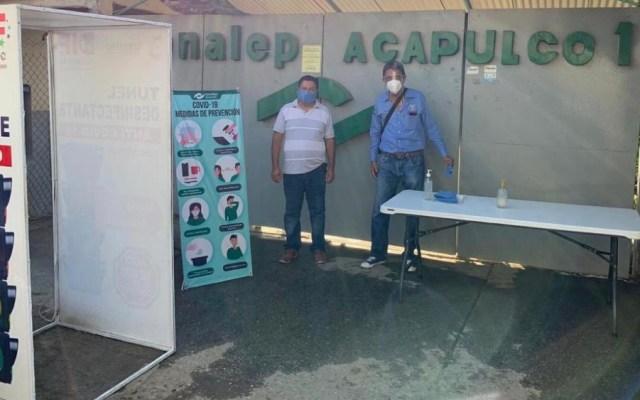 Atendidas 19 mil personas en filtros sanitarios y módulos de orientación en Acapulco, Guerrero - Foto de @HectorAstudillo