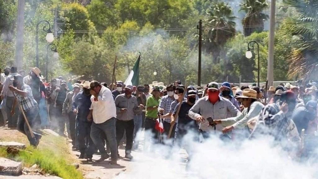Guardia Nacional pone a disposición a 17 elementos tras ataque en presa - Foto de El Diario de Sonora