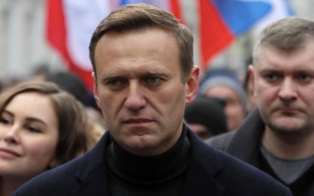 Opositor ruso Navalni despertó del coma; su estado mejora, confirman médicos - Foto de EFE