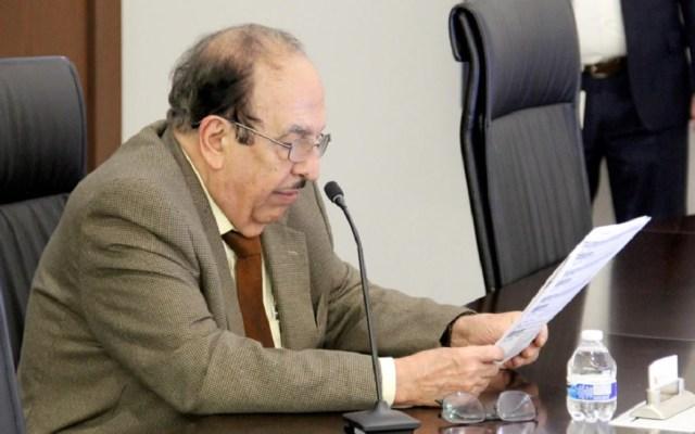 Alfonso Morcos Flores presenta su renuncia al CENACE - Alfonso Morcos. Foto de Cenace.
