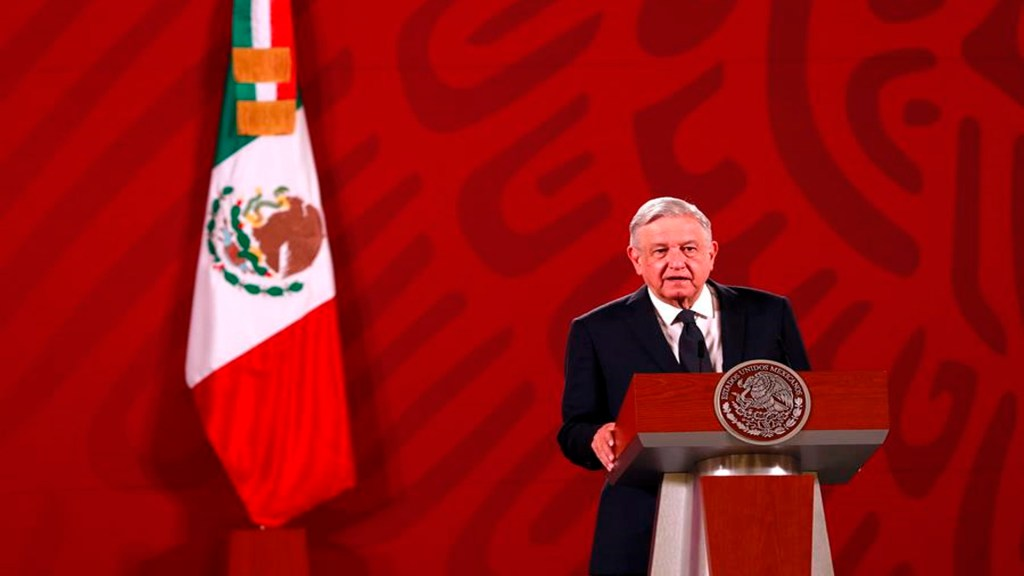 López Obrador le teme a los intelectuales de su país, asegura 'The Economist' - El presidente Andrés Manuel López Obrador. Foto EFE
