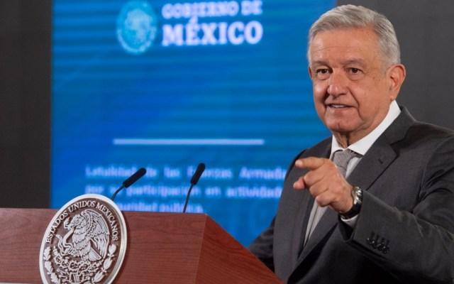 """""""No todo el que tiene es malvado"""", expresa AMLO tras reunión con empresarios - AMLO Andrés Manuel López Obrador México presidente 180920201"""