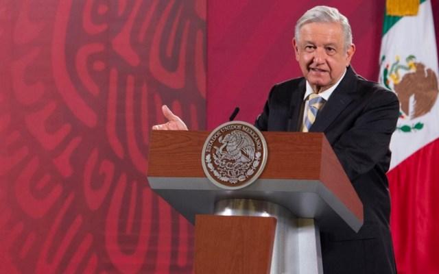 """""""Voy a estar aquí mientras el pueblo me respalde"""": AMLO celebra que su popularidad subió en septiembre - AMLO Andrés Manuel López Obrador México presidente"""