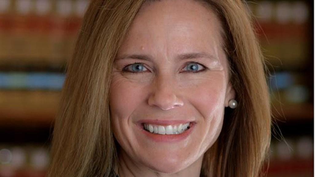 Elegiría Trump a Amy Coney Barret como nueva jueza de la Corte Suprema. Noticias en tiempo real
