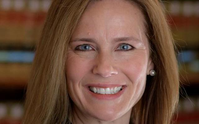 Elegiría Trump a Amy Coney Barret como nueva jueza de la Corte Suprema - Amy Coney Barrett. Foto de EFE