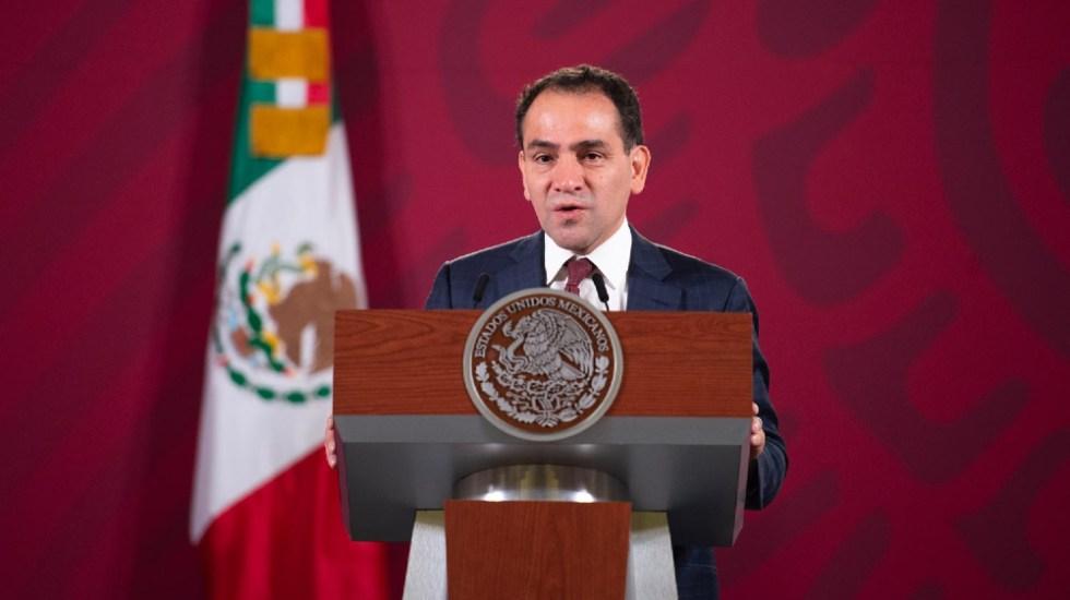 Hay que tener pulso firme y cabeza clara para enfrentar la crisis más grave en casi un siglo: Arturo Herrera - Foto de Gobierno de México