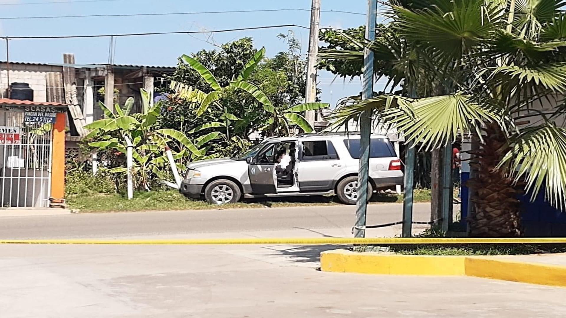 Asesinato de mujer en Acayucan, Veracruz. Foto Especial