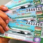 Inai ordena a Lotería Nacional revelar comprobantes de entrega de premios por rifa del avión presidencial