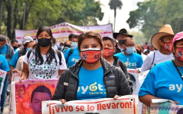 Seis años de dolor para los familiares, sigue sin saberse dónde están los 43 normalistas de Ayotzinapa - Foto @Tlachinollan
