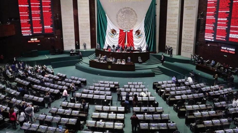 Aprueban Diputados dictamen para eliminar fuero presidencial - Cámara de Diputados México