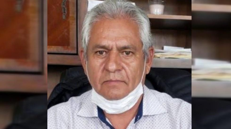 Ofrece Segob ayuda a Chihuahua para esclarecer asesinato de alcalde de Temósachi - Alcalde de Temósachi, Carlos Ignacio Beltrán Bencomo. Foto de Facebook