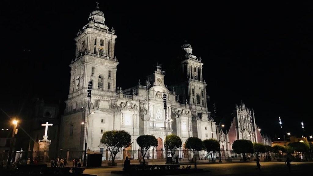 No existe toma de Catedral por parte del Ejército, aclara Aguiar Retes; es un tema político, asegura AMLO - Foto de López-Dóriga Digital