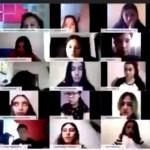 #Video Suspenden a maestra de Psicología por gritar a alumnos en clase virtual