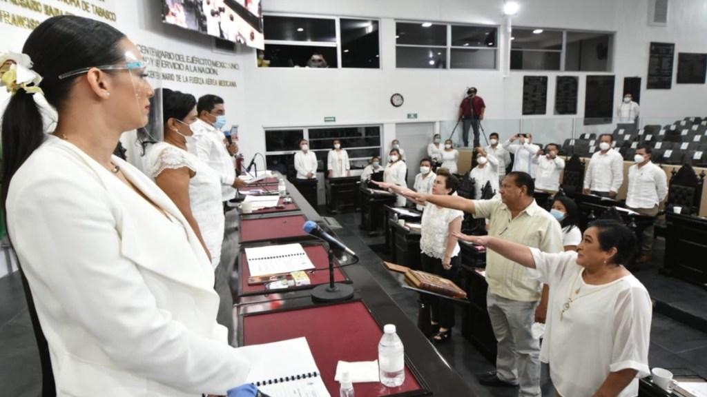 Congreso de Tabasco nombra Concejo Municipal de Macuspana tras renuncia de alcalde - Foto de Congreso de Tabasco