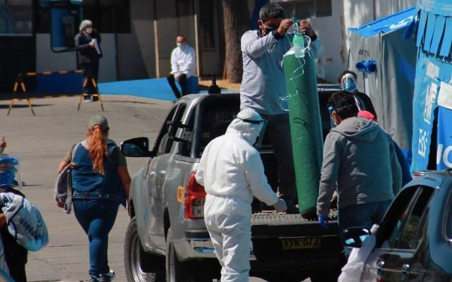 Las razones que llevaron a Perú a convertirse en el país con la mayor tasa de mortalidad por COVID-19 en el mundo - Foto de EFE