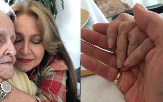 Murió a los 95 años la madre de la cantante y actriz Daniela Romo - Daniela Romo madre
