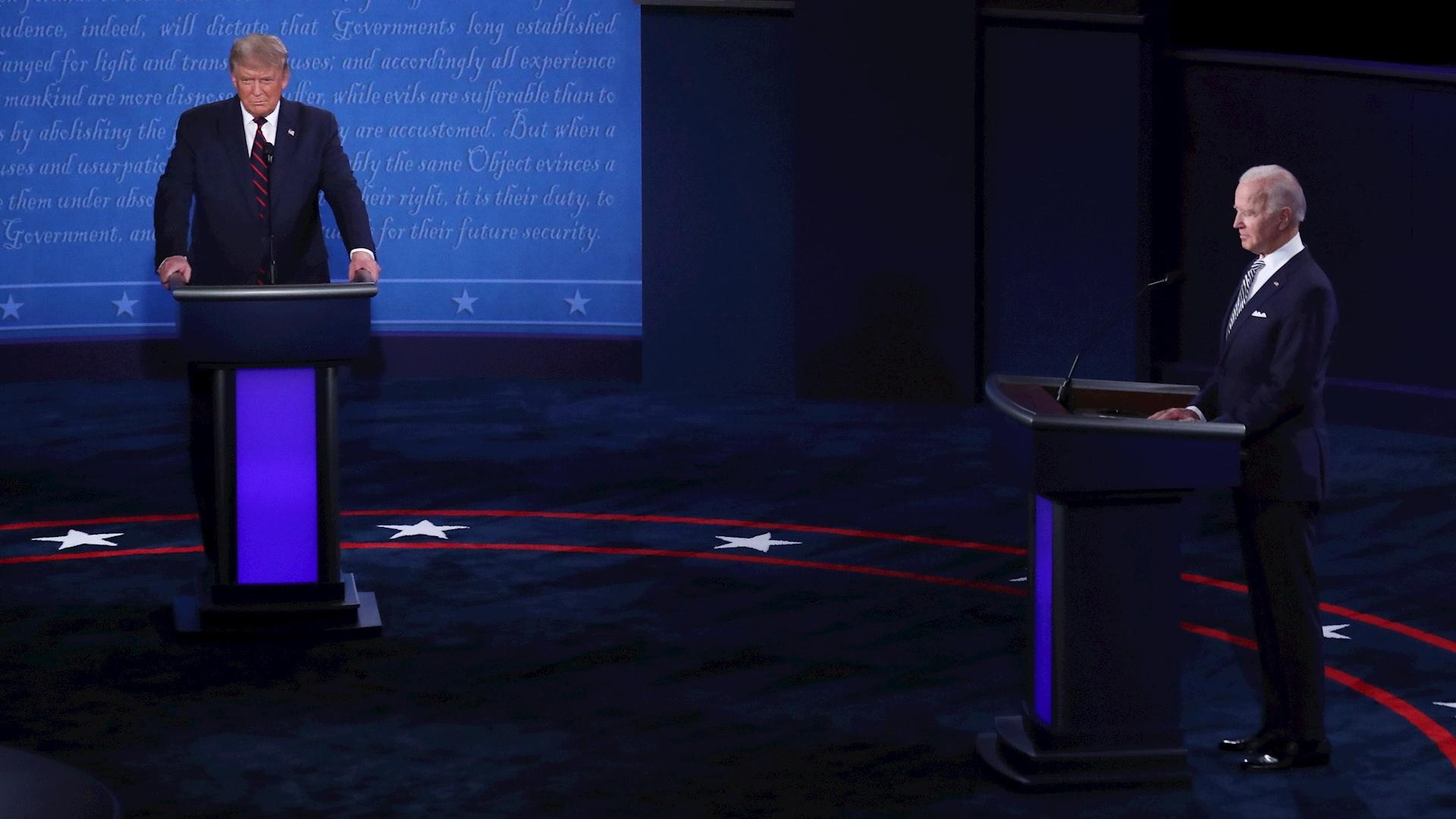 Debate Presidencial Estados Unidos 2