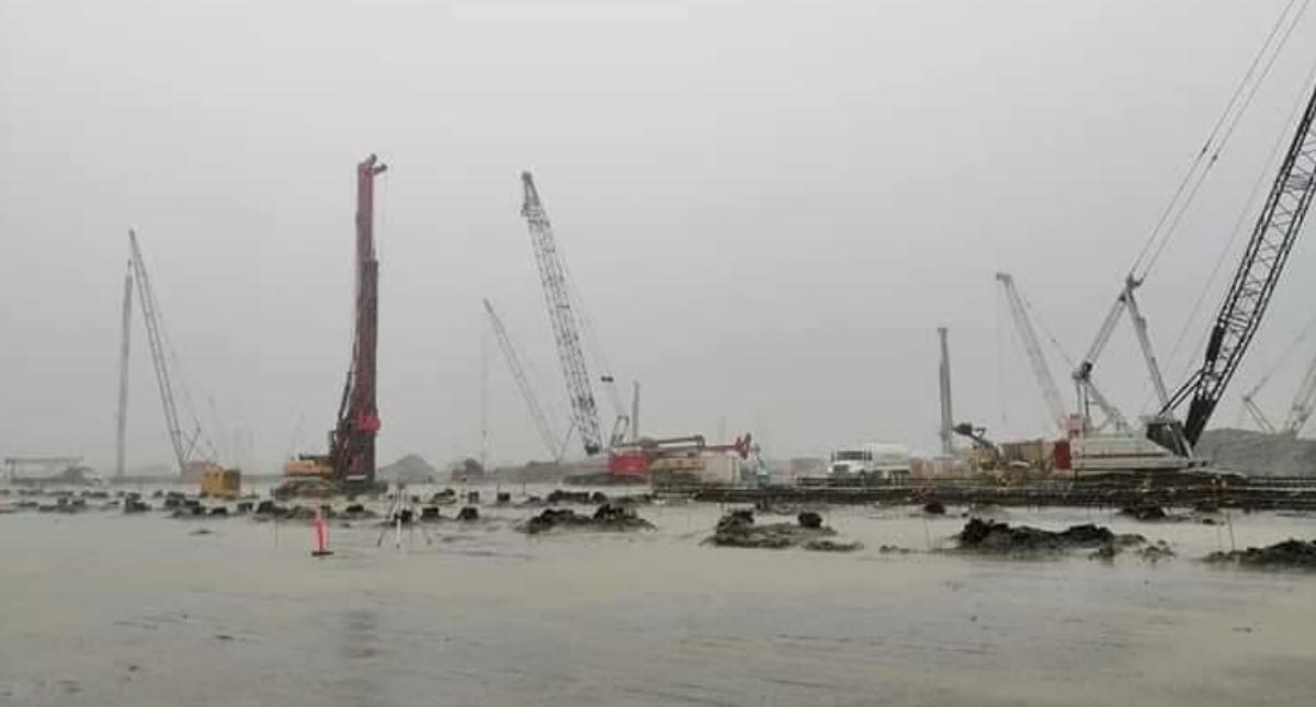 Dos Bocas Tabasco inundado lluvias tormentas