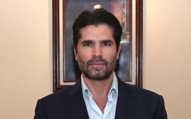 Nomina Trump a Eduardo Verástegui para puesto clave en su administración - Eduardo Verástegui. Foto de @eduardoverastegui