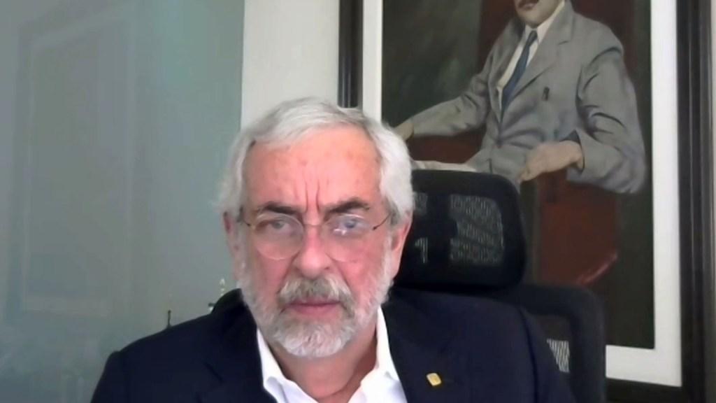 """Mantiene UNAM """"espíritu intacto"""" ante pandemia, afirma el rector Graue. Noticias en tiempo real"""