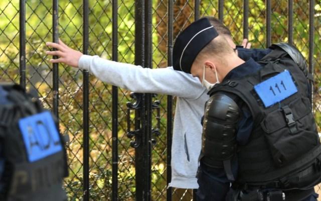 """Al menos 200 detenidos en París en protesta de los """"chalecos amarillos"""" - Foto de @prefpolice"""