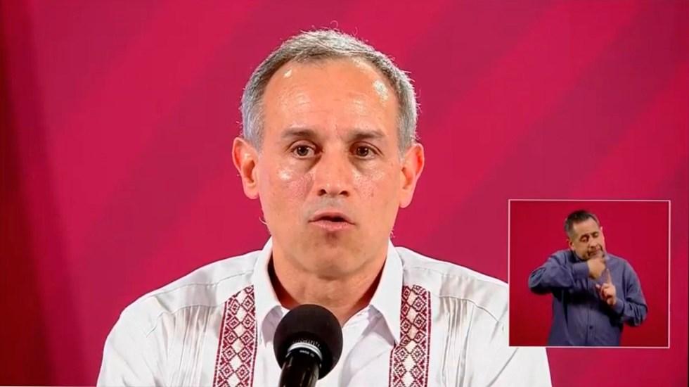Hugo López-Gatell debería dar paso a alguien más serio y riguroso, sugiere El País - Hugo López-Gatell. Foto Secretaría de Salud