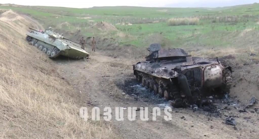 Presidente de Azerbaiyán decreta movilización parcial ante escalada de tensiones con Armenia - Guerra Armenia Azerbaiyán