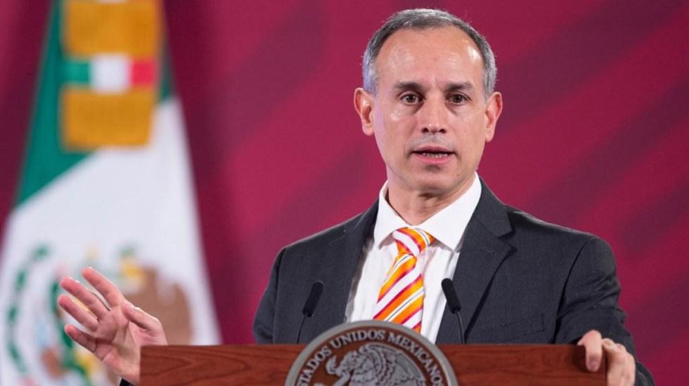 Asegura López-Gatell que si AMANC lo vuelve a invitar, participará en foro de discusión - Hugo López-Gatell, subsecretario de Prevención y Promoción a la Salud. Foto de Presidencia de la República