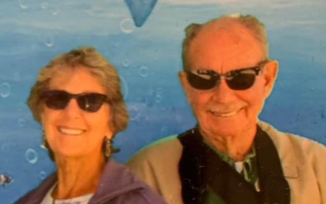 Localizan en BC los cadáveres de pareja estadounidense reportada como desaparecida - Ian Hirschsohn y Kathy Harvey. Foto de Facebook