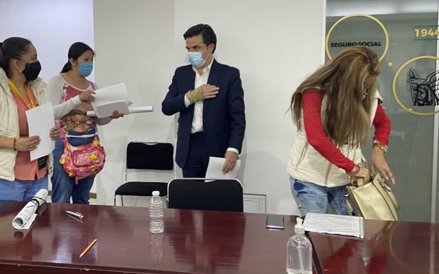IMSS garantiza tratamiento y vigilancia para niños con cáncer - IMSS Madres niños con cáncer México